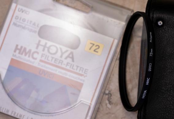 Filtron Hoya Uv 72mm