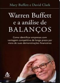 Livro Warren Buffett E A Análise De Balanços