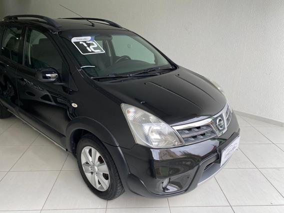 Nissan Livina X-gear Sl 1.8 Automática Porta Malas Grande