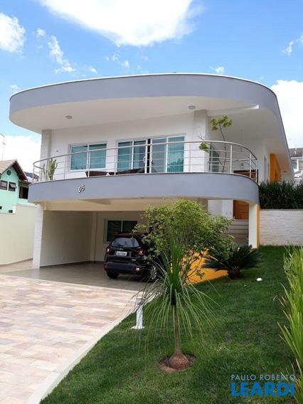 Casa Em Condomínio - Condomínio Reserva Colonial - Sp - 550911