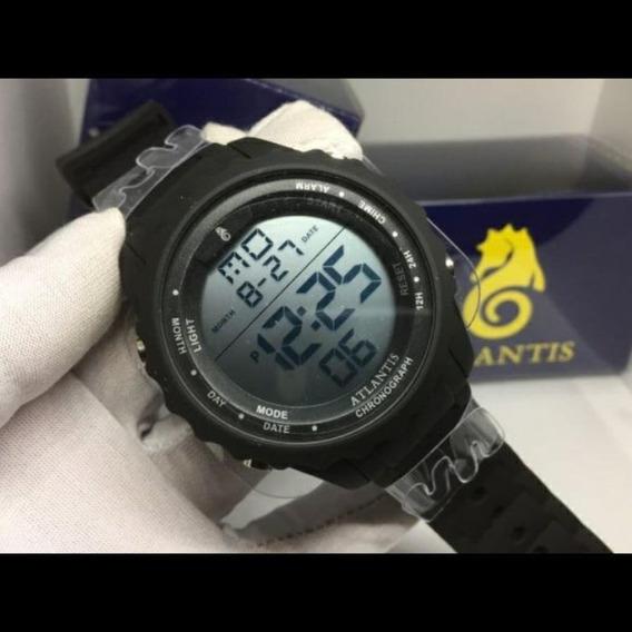 Relógio Masculino Atlantis A Prova D