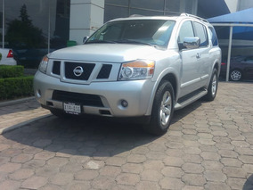 Nissan Armada 5.6 Se Piel Qc 4x2 At