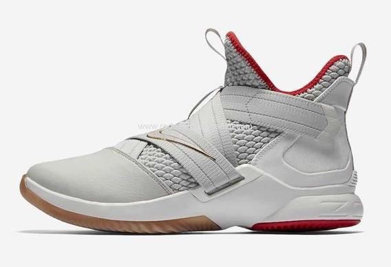Tênis Nike Lebron Soldier 12 Sfg - Basquete - Pronta Entrega