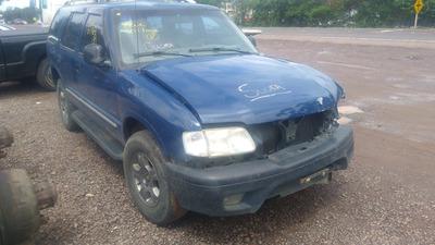 Sucata Chevrolet Blazer 2.2 1999 Para Retirada De Peças