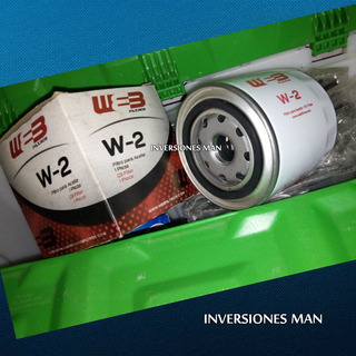 Filtro Aceite W2 Explorer Sport Trac F150 4,6l 5,4l Fx4 5,4l