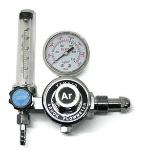 Válvula Reguladora De Atal Argón C/caudal Mig- Tig Smg