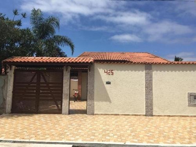 Casa Em Itanhaém 400m Do Mar 300m² Total Ref 4949