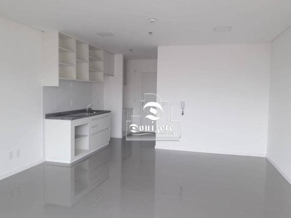 Apartamento Com 1 Dormitório À Venda, 42 M² Por R$ 310.000,00 - Santa Paula - São Caetano Do Sul/sp - Ap13576