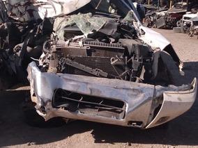 Nissan Titan Crew Cab Pro 4x Qc 4x4 Mt 2012