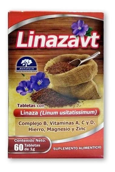Linazavt 60 Tab 1 G + Coaching Nutricional Gratis