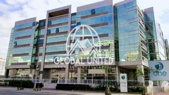 Sala Comercial One Office Recreio 27m2 1vg - Resl00038