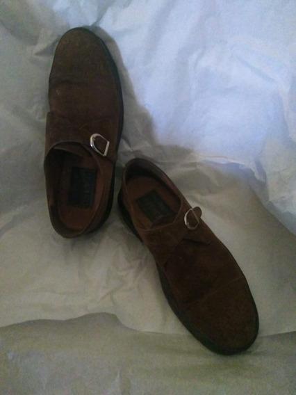 Zapatos Hushpupies Modelo Bouce Num 41 Usados Cuerocarpincho
