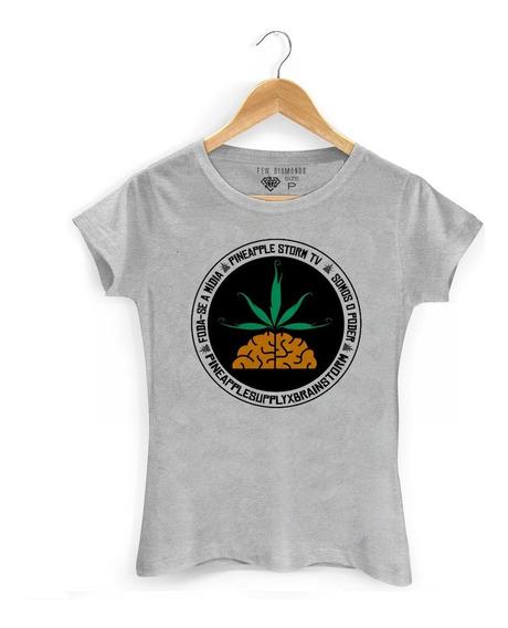 Camisa Pnpl Rap Pineapple Froid Rap Frestyle Pnpl