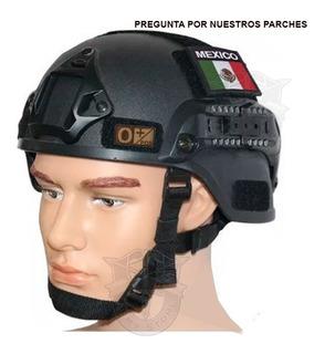 Casco Fast Tactico Bici Gotcha Paintball Airsoft Policia