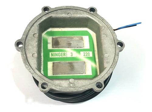 Caneca Para Bomba De Poço Submersa Ninger 650 220v