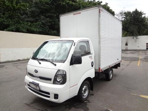 Imagem 1 de 7 de Kia Bongo 2.5 Td Diesel Std Cs Manual