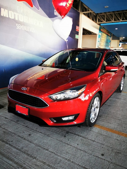 Ford Focus Se Luxury Ta 4 Ptas 2016