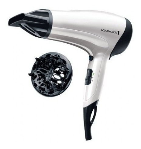 Secador De Pelo Remington D3015 2000w 3 Temp. Center Hogar