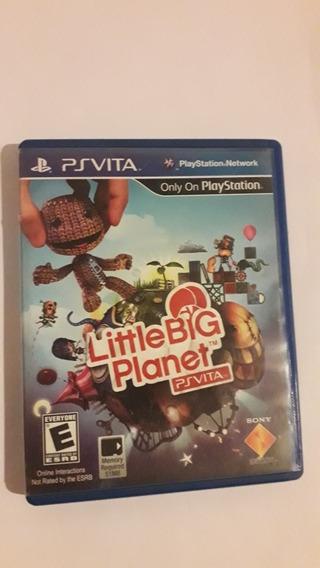 Jogo Playstation Vita Littlebigplanet