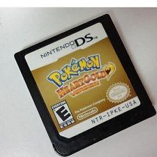 Pokemon Heart Gold - Só A Fitinha - A Pronta Entrega