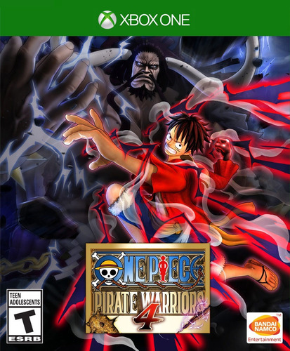 One Piece Pirate Warriors 4 Deluxe - Xbox One Código Digital