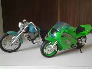 Miniaturas De Motos Honda Escala 1/18 Para Restauração