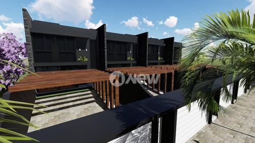 Casa Com 3 Dormitórios À Venda, 134 M² Por R$ 598.000,00 - Monte Blanco - São Leopoldo/rs - Ca3797