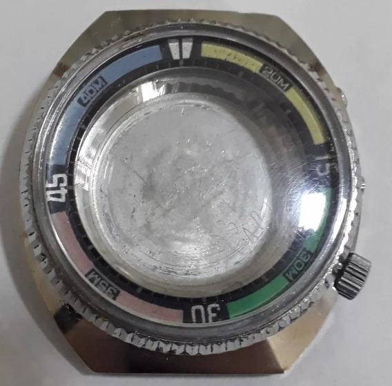 Caixa Do Relógio Orient Três Chaves