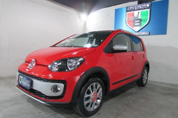 Volkswagen Cross Up 2017 1.0 Tsi Flex 4p Manual