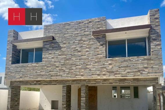 Casa En Venta Las Cruces, Apodaca (cerca Del Aeropuerto)