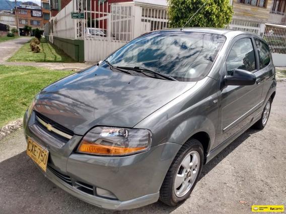 Chevrolet Aveo Mt 1.6