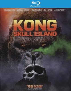 Blu-ray -- Kong: Skull Island