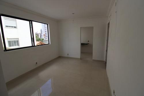 Apartamento 01 Quarto Funcionários-bh - 4096