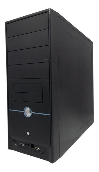 Gabinete Processador Intel Core 2 Duo E6750 Memória Ram 4 Gb