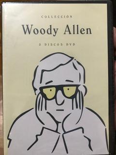Dvd Woody Allen Coleccion Volumen 1 / Incluye 5 Films