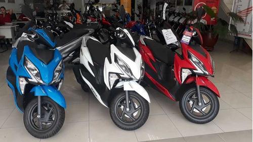 Elite 125i 2021/2021 Motoroda Honda