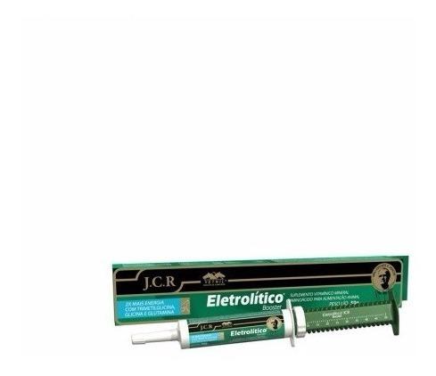 Suplemento Eletrolítico Booster Jcr 50g
