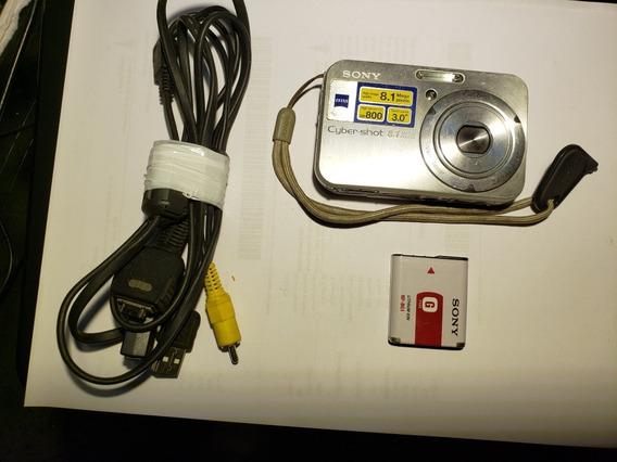 Câmera Sony Cyber-shot Dsc-n1