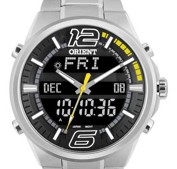 Relógio Orient Masculino Mbssa047 Pysx C/ Garantia E Nf