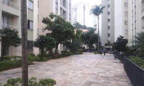 Apartamento Com 3 Dorms, Jardim Monte Alegre, São Paulo - R$ 289 Mil, Cod: 3195 - V3195