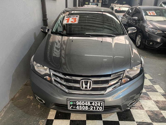Honda City Ex 1.5 16v Flex Aut.