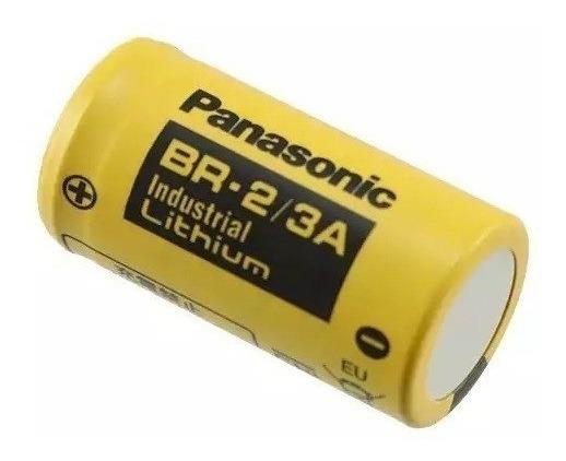Bateria De Lithium 3v Br-2/3a Panasonic