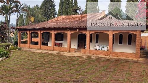 Imagem 1 de 29 de Chácaras À Venda  Em Atibaia/sp - Compre O Seu Chácaras Aqui! - 1470234