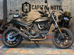 Capital Moto México Ducati Scrambler 62