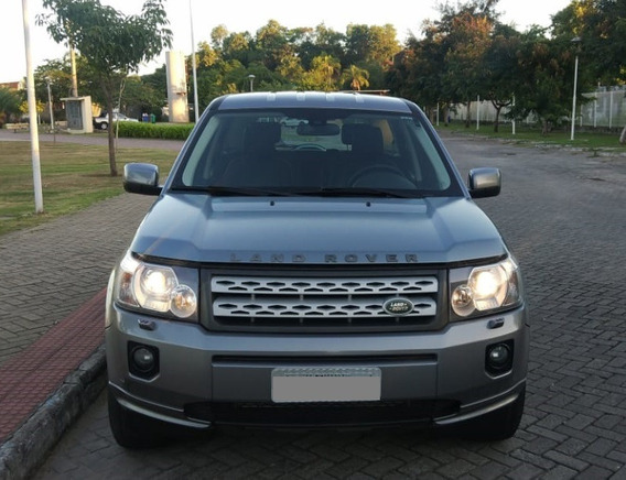 Vendo Land Rover Freelander 2 2.2 Se Sd4 16v Turbo Diesel 4p
