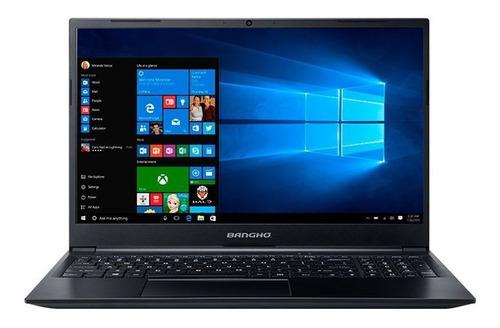 """Imagen 1 de 4 de Notebook Banghó Max L5 i5 gris oscura 15.6"""", Intel Core i5 10210U  8GB de RAM 480GB SSD, Intel UHD Graphics 620 1366x768px Windows 10"""