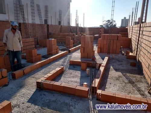 Apto. Tipo Em Construção À Venda - Vila Alto De Santo André - 74076
