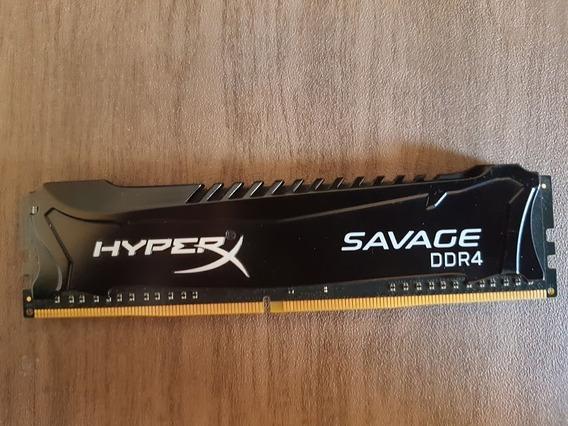 Memoria Hyperx Savage 4gb Com Defeito