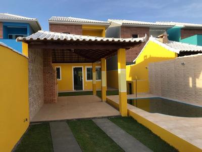 Casa A Venda No Bairro Barra Nova Em Rio De Janeiro - Rj. - 476-1