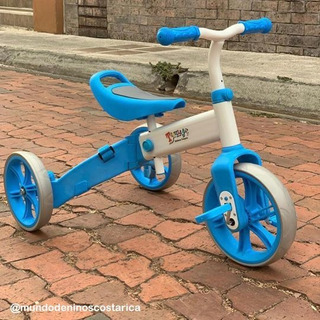 Bicicleta - Triciclo - Scooter